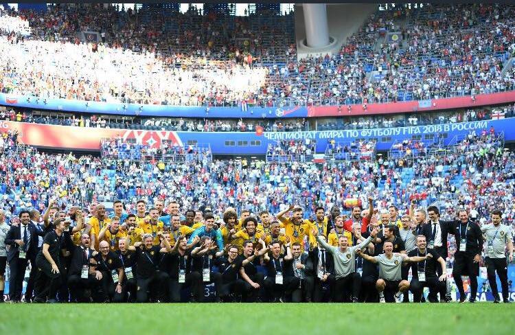 Bélgica se queda con el premio de consolación